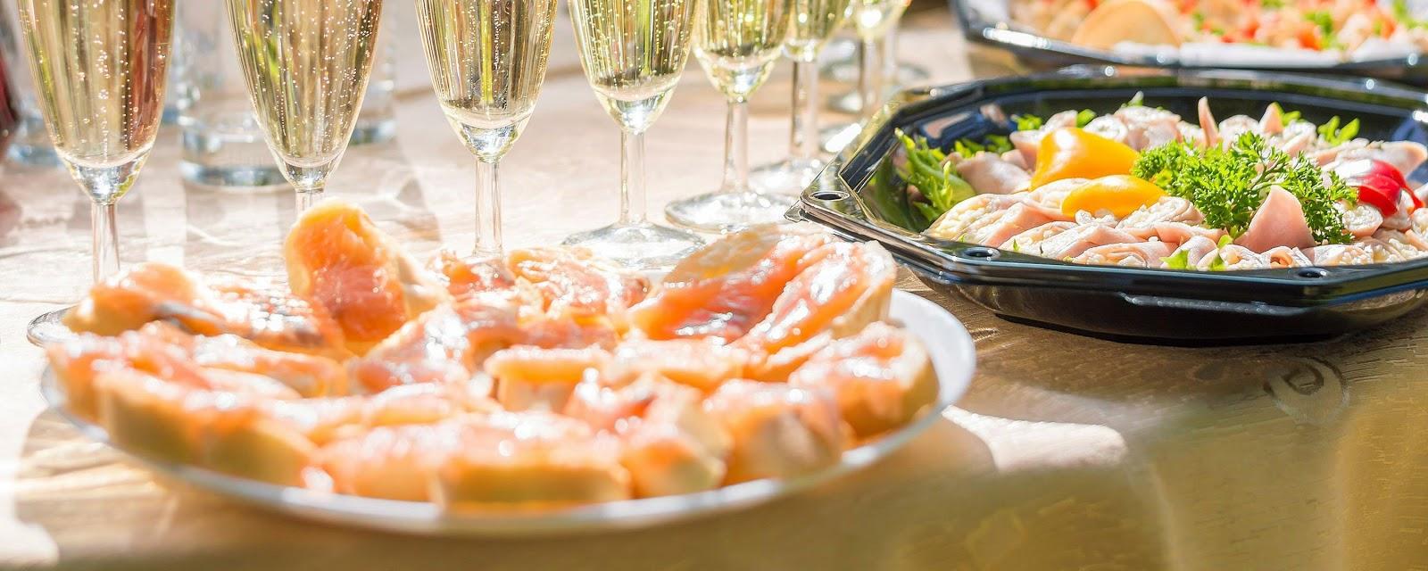 Comidas para casamento: confira 5 tendências para 2021