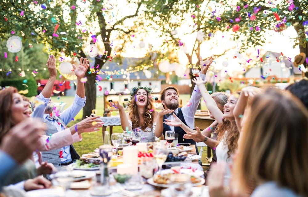 6 formas de agradecer os convidados no casamento