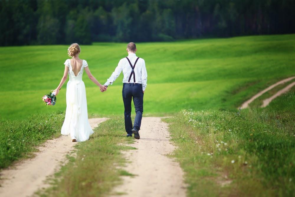 4 dicas para organizar um casamento no campo simples