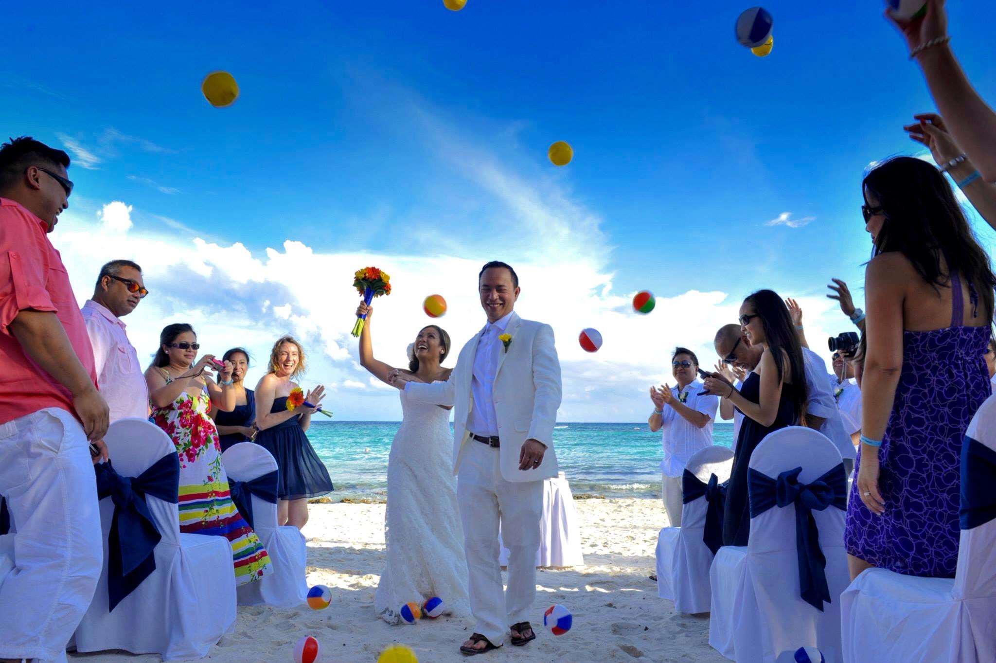 5 dicas de como se vestir em um casamento na praia
