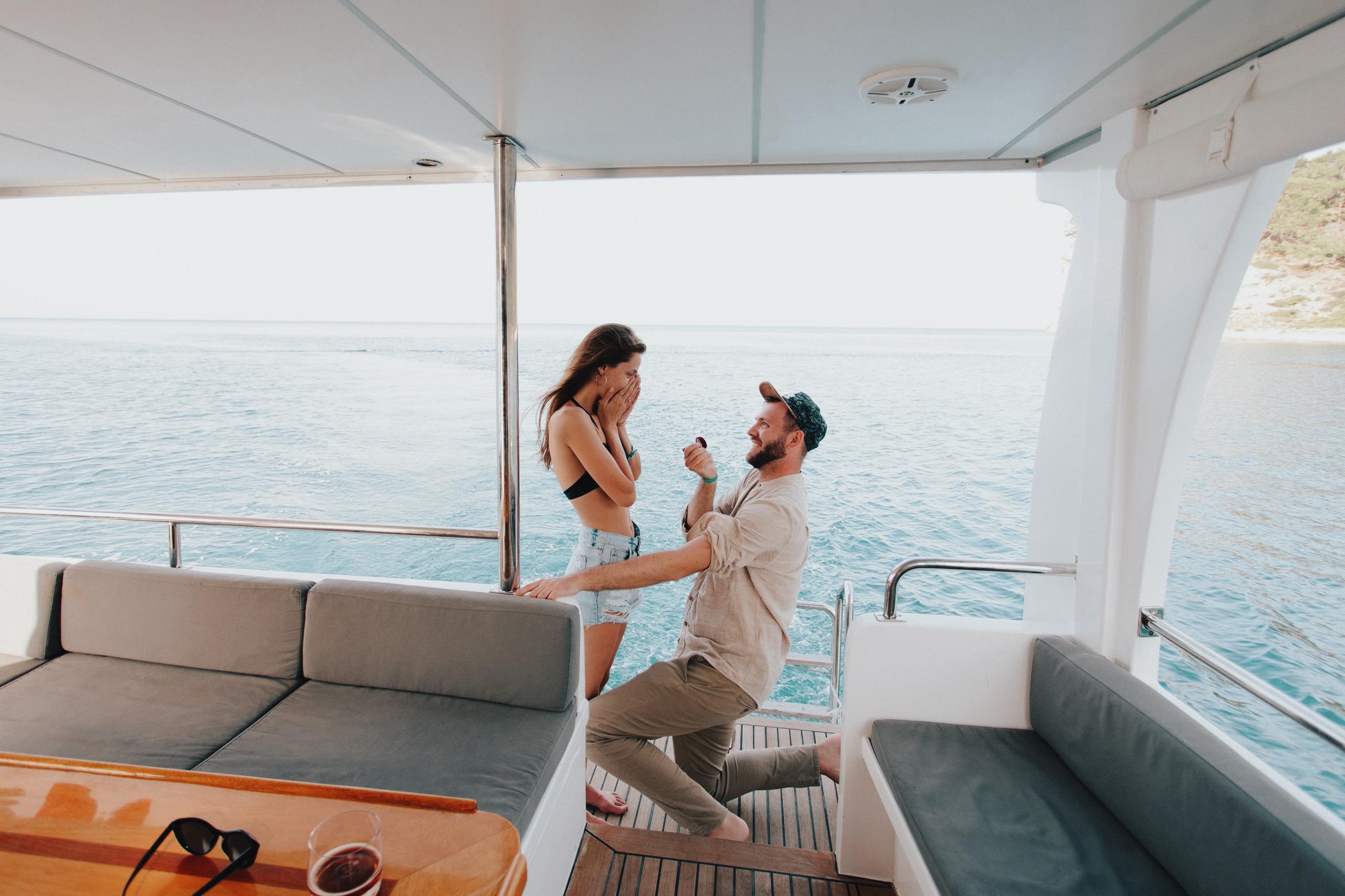 Pedido de casamento: 4 ideias criativas para apostar