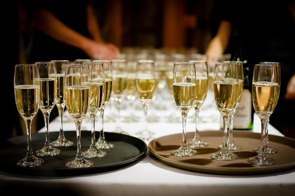 7 bebidas perfeitas para servir no casamento de vocês