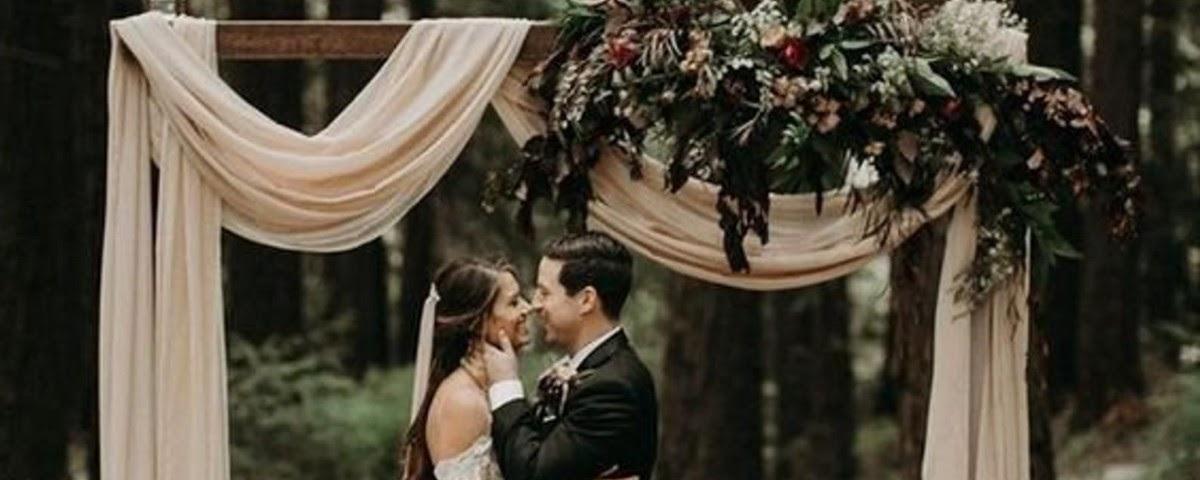 4 tendências de decoração para casamentos em 2021