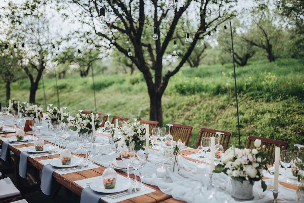 10 dicas de decoração para as mesas de casamento