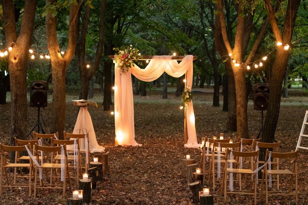 5 dicas incríveis para acertar na iluminação do casamento