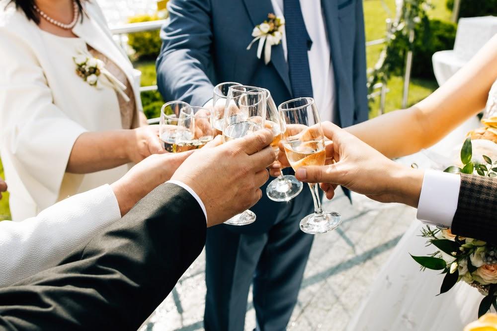 5 dicas para escolher bebidas de casamento
