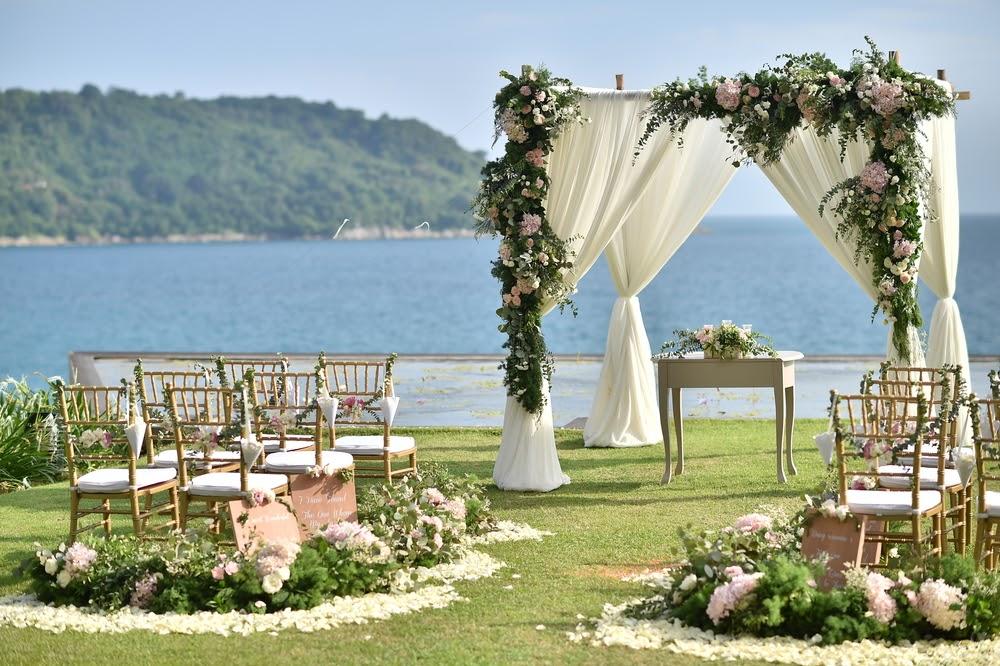 Como organizar um casamento ao ar livre