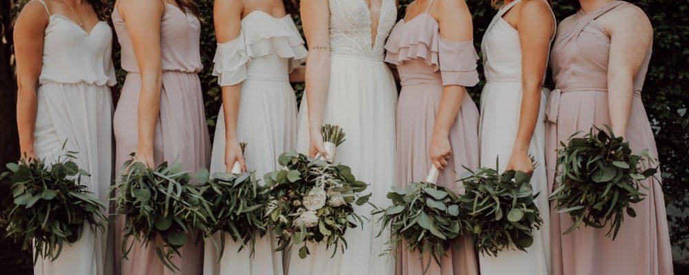 Vestido de madrinhas de casamento: como escolher?