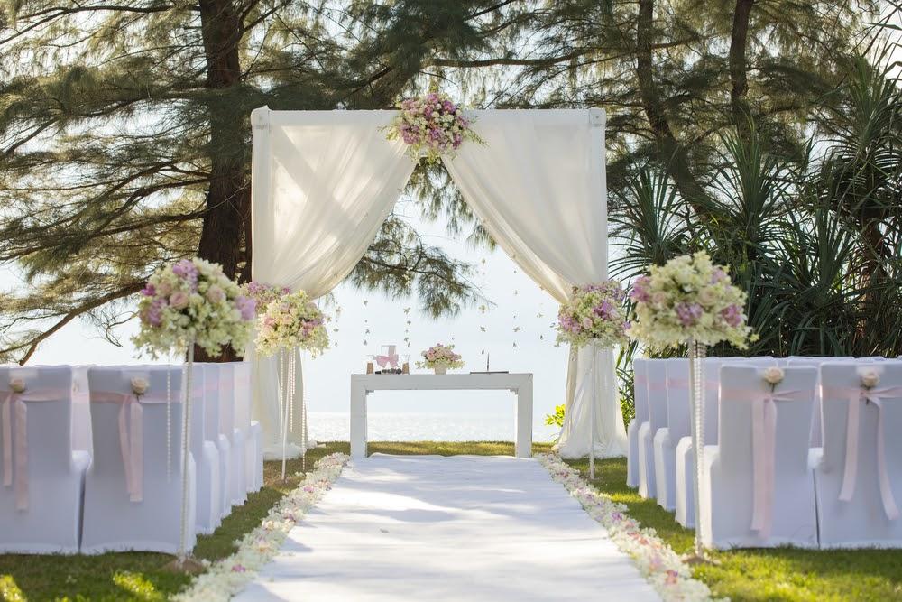 3 dicas de decoração para o Altar do Casamento