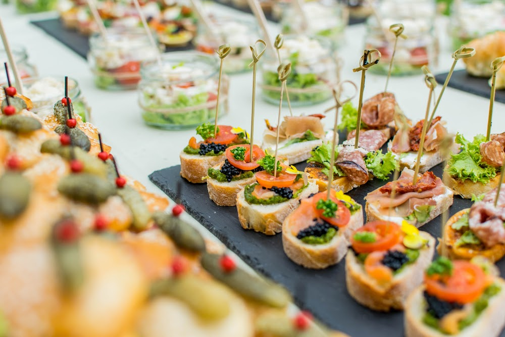 Mini Wedding: como criar o cardápio ideal para a festa