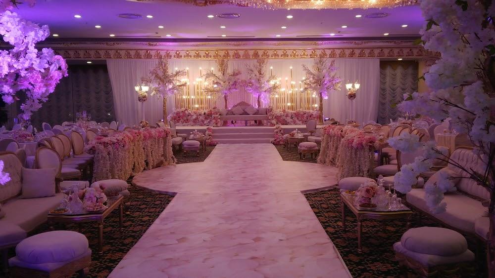 6 cuidados com o piso do espaço da festa de casamento