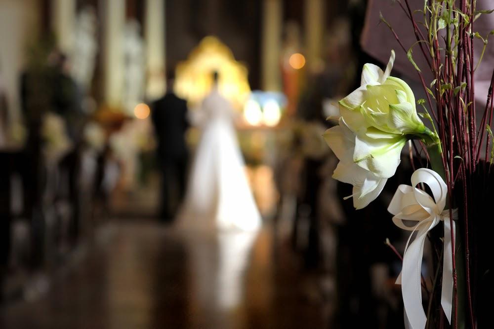 4 dicas de decoração de igreja para casamento