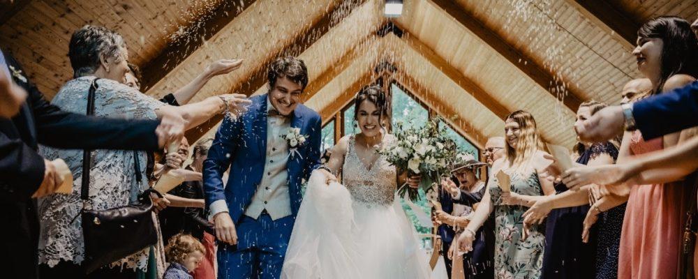 4 normas de etiquetas tradicionais de casamentos
