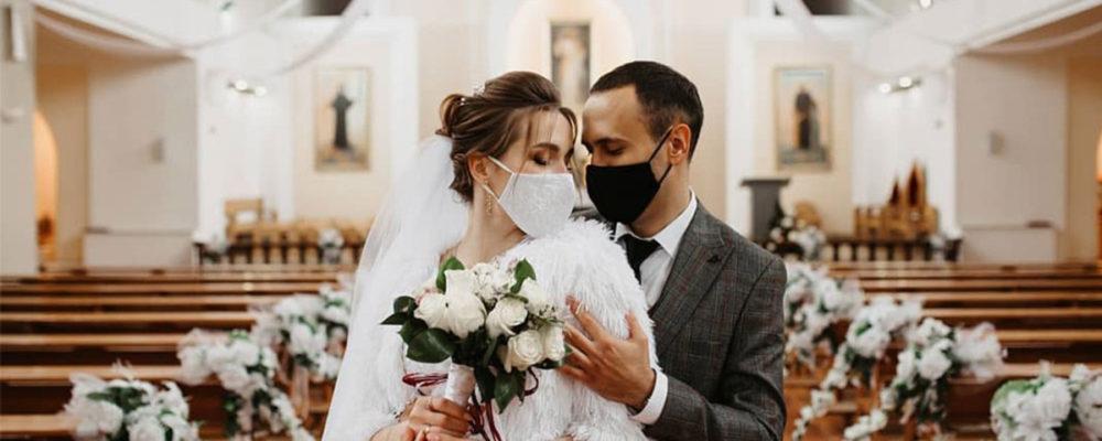 Casamento na pandemia: como fazer com segurança?