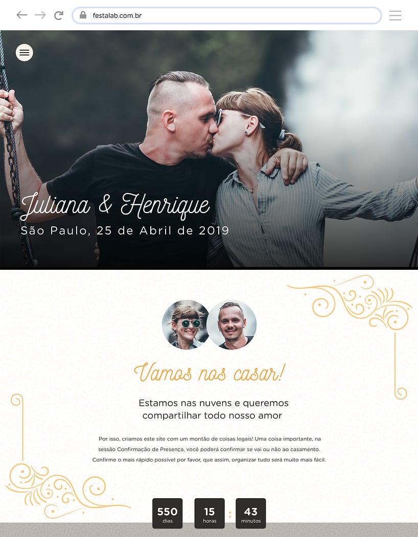 Vibe de Casamento - Ornamental